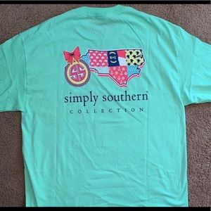 NWOT Simply Southern Collection T-Shirt